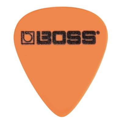 Boss BPK-12-D60 Delrin Pick .60mm Medium / Thin 12-Pack
