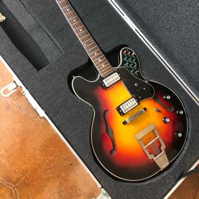 MCI Guitorgan M340 Sunburst for sale