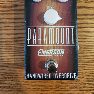 Emerson Paramount Overdrive