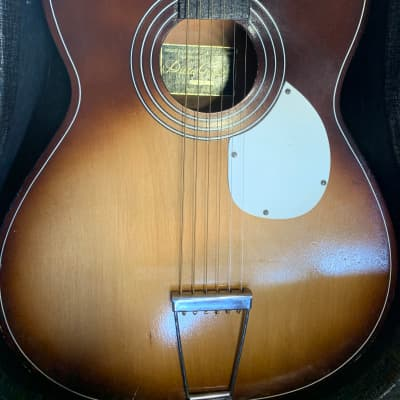 Delta Acoustic '50s -'60s ?? Natural for sale