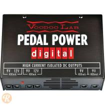 Voodoo Lab Pedal Power Digital 2010s Black image