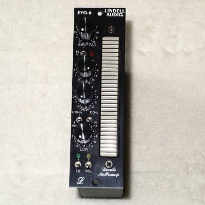 Lindell Audio EVO-6 Mic Pre EQ for API 500-Series