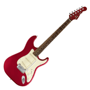 G&L Tribute Series Legacy Candy Apple Red w/ Matching Headstock