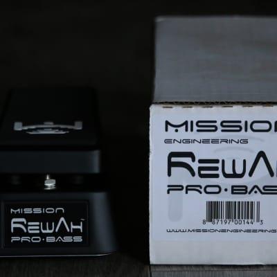 Mission Engineering Rewah Bass Pro
