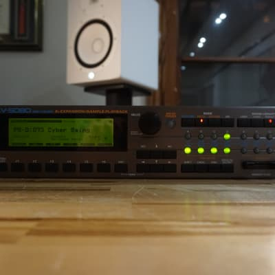 Roland XV-5080 Expanded RAM
