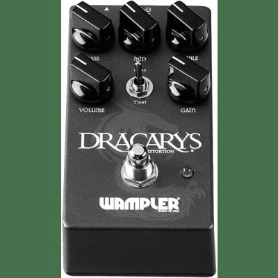 Wampler Dracarys Distortion Effects Pedal