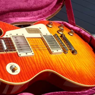 2013 Gibson Custom Shop Joe Walsh 1960 Les Paul  in Tangerine Burst