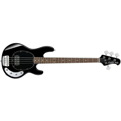 Sterling Ray34 StingRay Bass, Black for sale