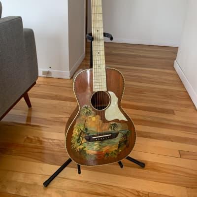 1920s Stromberg-Voisinet Hawaiian Parlor Guitar for sale