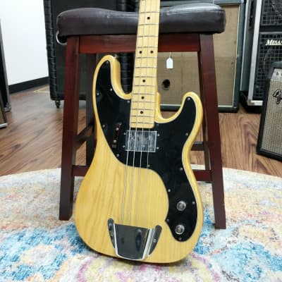 Fender Telecaster Bass 1977 Natural for sale
