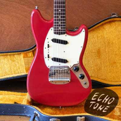 1965 Fender Mustang L-Series (Dakota Red) for sale
