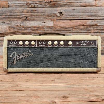 Fender Bassman 6G6-A/B Brownface 50-Watt Guitar Head 1962 - 1964