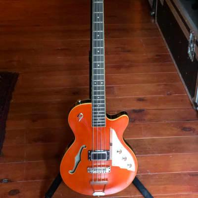Duesenberg Star-bass 2003 Orange for sale