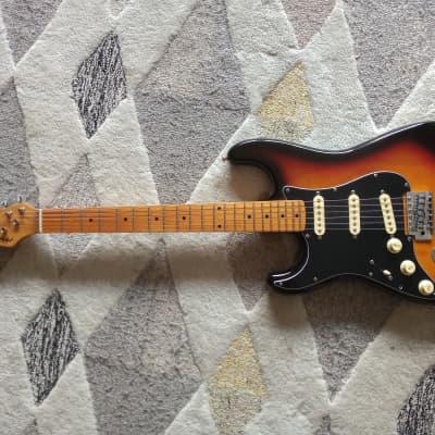 Westfield Stratocaster left handed for sale