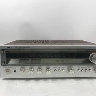 Vintage Onkyo TX-2500 MKII Servo Locked Stereo Receiver
