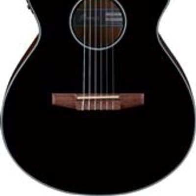 Ibanez AEG50N Acoustic Electric Classical Guitar Black