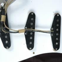 Fender Stratocaster Pickup Set 1955 Black image