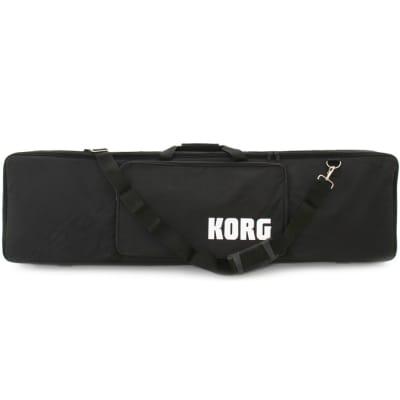 Korg SCKROME73 Soft Case for Korg Krome 73 Gig Bag  - Black