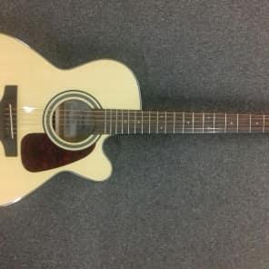 Takamine GN15CE NAT G15 Series NEX Cutaway Acoustic/Electric Guitar Natural Gloss