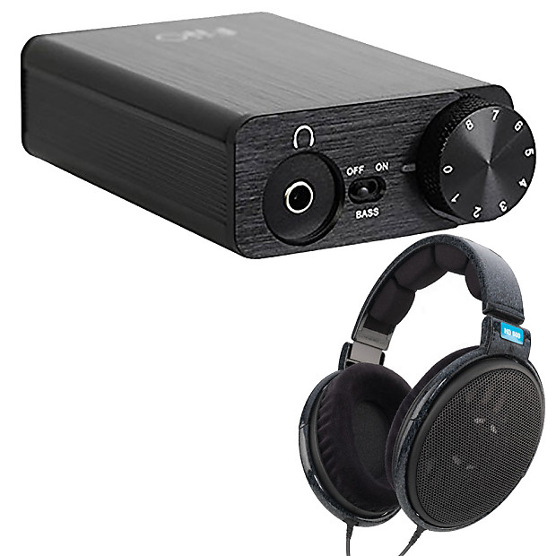 sennheiser hd 600 hifi stereo headphones fiio e10k reverb. Black Bedroom Furniture Sets. Home Design Ideas