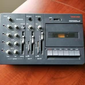 TASCAM Porta 03 mkII Ministudio 4-Track Cassette Recorder