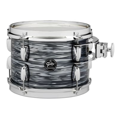 Gretsch Renown Component Drums : 7x10 Tom Silver Oyster Pearl