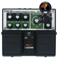 Boss RE-20 Roland RE-201 Space Echo with FREE Snark Tuner