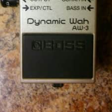Boss Dynamic Wah, 2000's, N.O.S. Copper,  w free George L patch