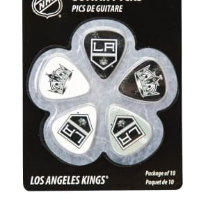 Woodrow Los Angeles Kings Guitar Picks (10)