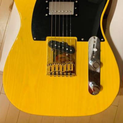 Fender Japan KEITH RICHARDS Telecaster '52 RI MICAWBER! Duncan Fender USA PU 1989 Butter Scotch for sale