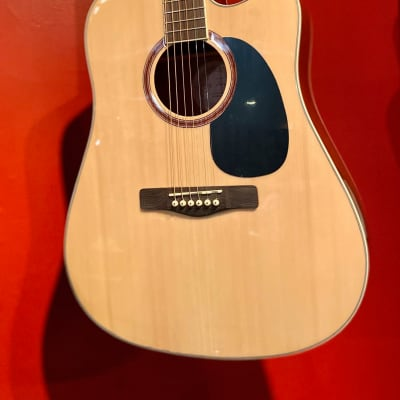 Jay Turser JTA524D-CE-N Dreadnaught Cutaway Acoustic Electric Guitar *Store Demo* for sale