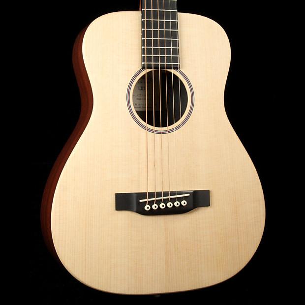 martin lx1e little martin acoustic electric guitar reverb. Black Bedroom Furniture Sets. Home Design Ideas
