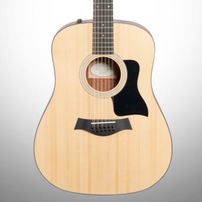 Taylor 150e Dreadnought Acoustic-Electric Guitar, 12-String (with Gig Bag)