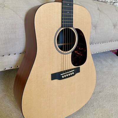 Martin D-14 X series DXMAE Dreadnought Acoustic-Electric Guitar  2017 Natural