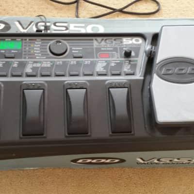 DOD VGS-50 Valve Guitar System Multi Effects Pedal Vintage for sale