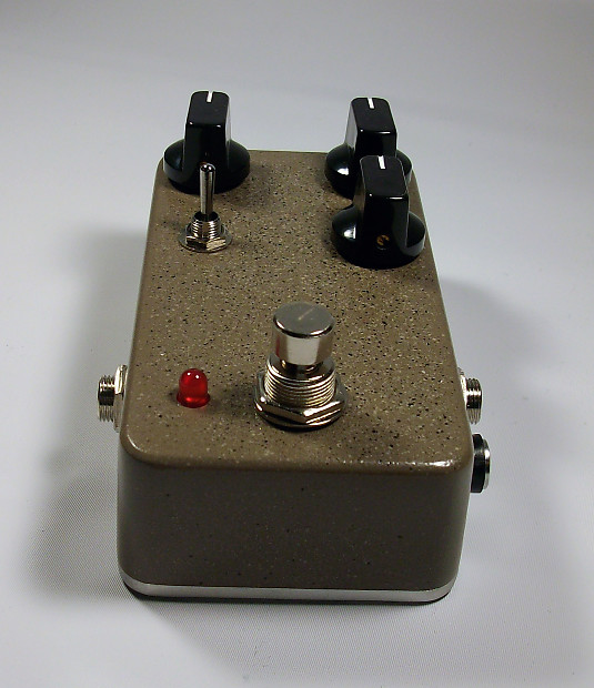 op amp big muff clone pedal with tone bypass switch ic reverb. Black Bedroom Furniture Sets. Home Design Ideas