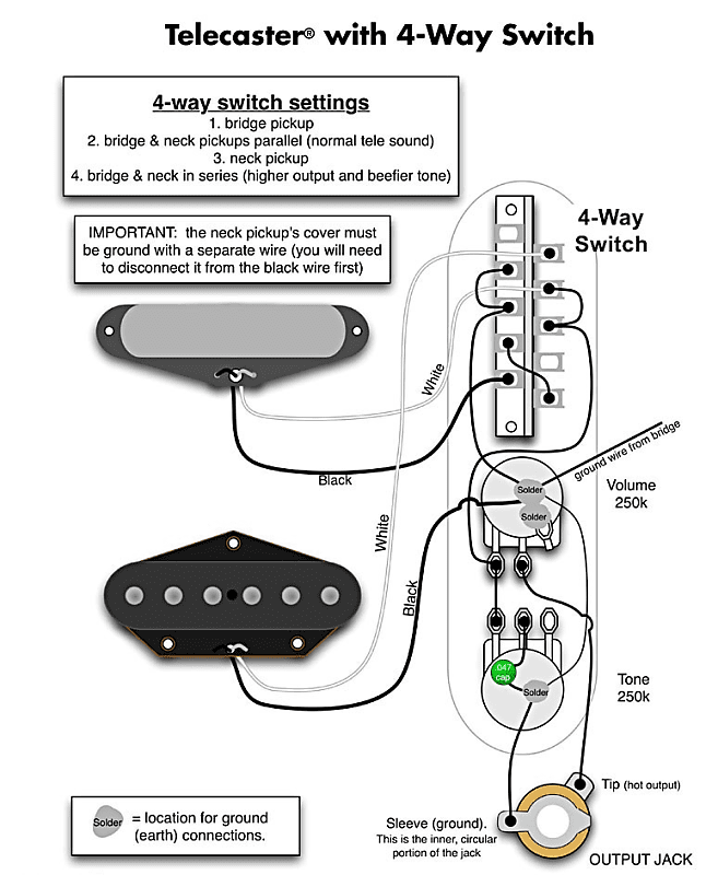 Telecaster Mini Humbucker Neck Wiring Diagram from images.reverb.com