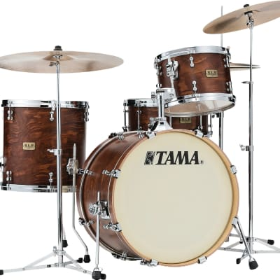 Tama LSP30CSTWS Satin Wild Spruce S.L.P. Fat Spruce 3-piece Shell Pack