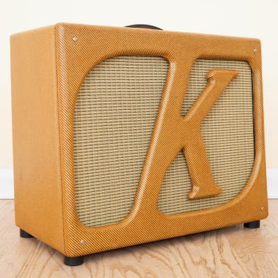 Kendrick K-Spot Tweed Tube Combo Amplifier 35W Handwired 1x12 Fane w/ Reverb for sale