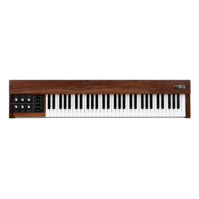Moog 953 Duophonic 61-Note Keyboard - Walnut Cabinet