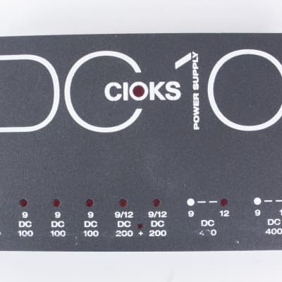 Ciocks DC-10 Power Supply