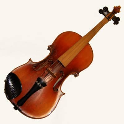 Antonius Stradivarius Violin 4/4 Made in Czec. w/ Bow & Case - Used