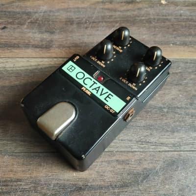 1980's Pearl OC-07 Analog Octaver MIJ Japan Vintage Effects Pedal for sale