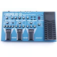 Boss ME-50  Multi-Effects Pedal P-05294