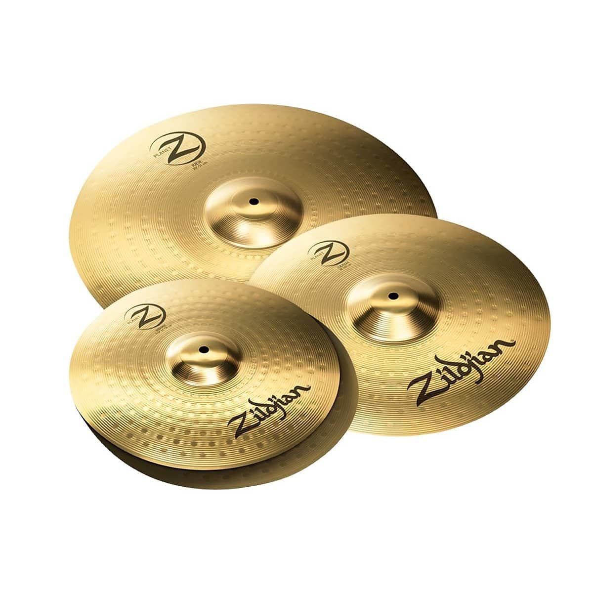 Zildjian Planet Z 16 Band Cymbals Pair