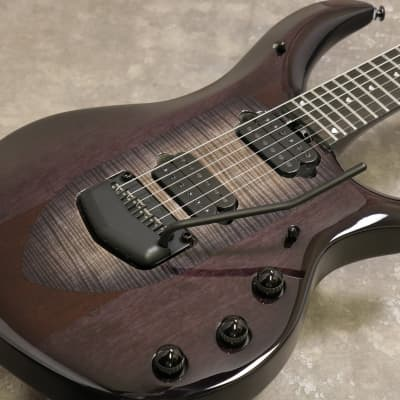 Music Man Majesty Monarchy 6 Black Knight Matte Black Hardware - Shipping Included* for sale