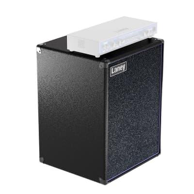 """Laney Richter 400 Watt Bass Cabinet with 2 X 10"""" Drivers - R210"""