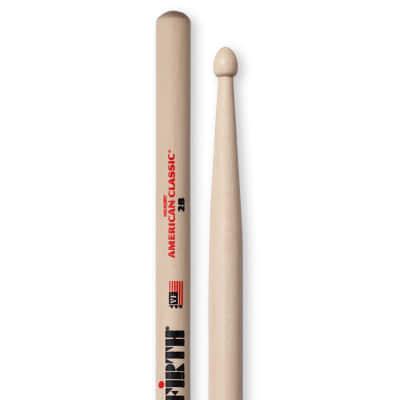 Vic Firth 2B American Classic 2B Drumsticks
