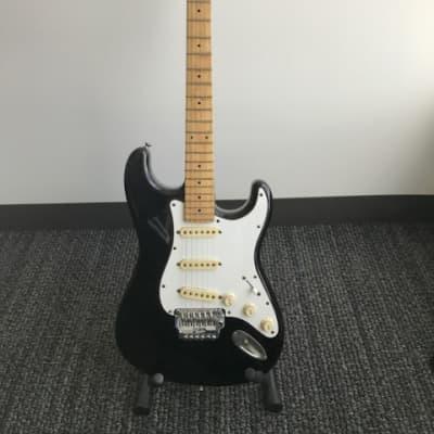 Fender Contemporary Stratocaster MIJ 1987 Black for sale