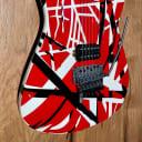 EVH Striped Series 2020 Red/Black/White